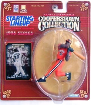 Frank Robinson Cooperstown Collection