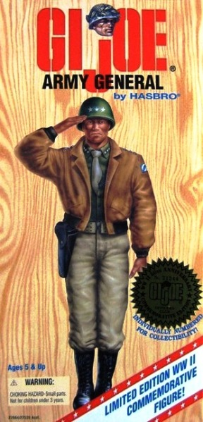 GI Joe (Army) General African-American Action Figure-1b - Copy (2)