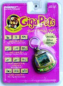 Giga Pets (Ditigal Doggie) Gold SE TRU