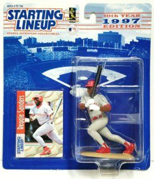 Reggie Sanders (Starting Lineup) 1997-0a