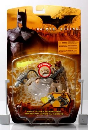 "Scarecrow comic Batman retro series 4 8/"" action figure moc"