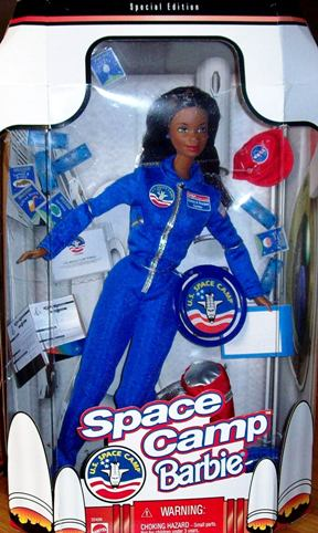 "Space Camp Barbie ""African American"""