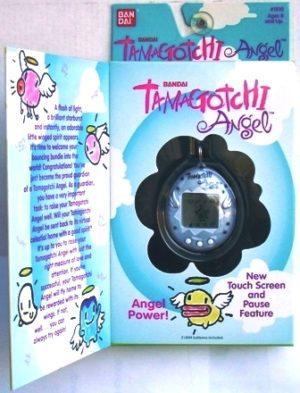 Tamagotchi (Angle) Sky Blue 1997