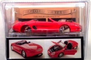 TesTors 2000 Mustang III (Gold Series Limited Edition) - Copy
