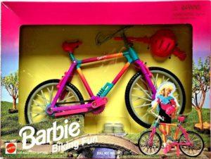 Barbie Biking Fun (Vintage 1995) - Copy