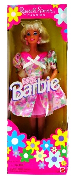 """Russell Stover Barbie Vintage Series(""""Exclusives & Special Edition Collection"""") """"Rare-Vintage"""" (1996)"""