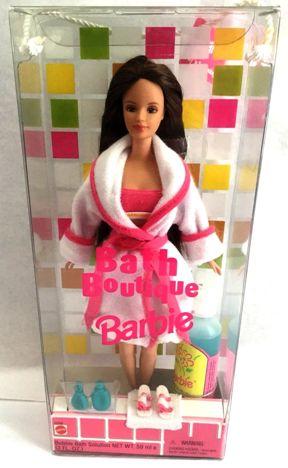 Bath Boutique Barbie Brunette