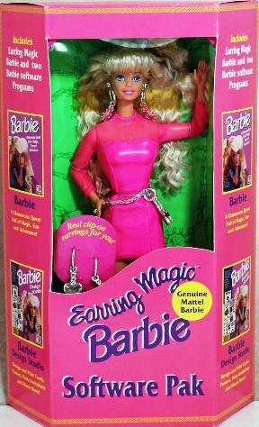 """Radio Shack Barbie Vintage Series (""""Exclusives & Special Edition Collection"""") """"Rare-Vintage"""" (1991)"""