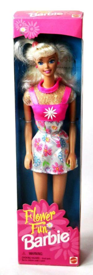 Flower Fun Barbie (Blonde)-1996-0 - Copy (3)