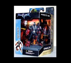 """McFarlane (Soul Calibur II Series) """"Rare-Vintage"""" 2003"""