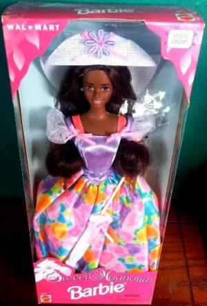 Sweet Magnolia Barbie (African American) - Copy