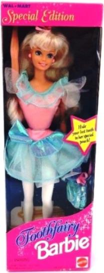 Toothfairy Barbie (Blonde) 1994-0