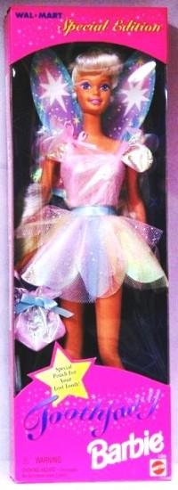 Toothfairy Barbie (Blonde)1996-0 - Copy