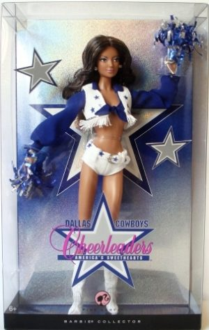 Dallas Cheerleader Latina star Barbie-F