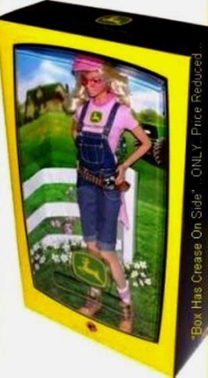 Mattel Barbie John Deere (Reduced)-AA