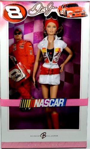 Nascar Barbie Dale Earnhardt Jr-A