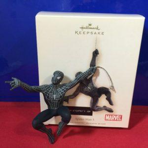 Spiderman 3 (Hallmark ornament) Marvel 2007-BB