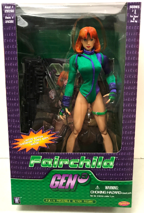 "Gen 13 (Diamond Comics Previews Exclusive Series-1 Collection) ""Rare-Vintage"" (1999)"
