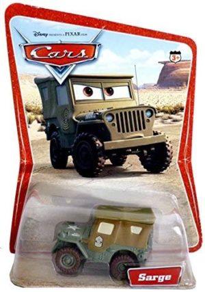 "Disney Cars (Series-1 Disney Pixar Animated Movie Vehicles) ""Rare-Vintage"" (2005)"