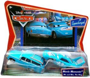 "Disney Cars (Series-2 Disney Pixar Animated Movie Supercharged Vehicles) ""Rare-Vintage"" (2006-2007)"