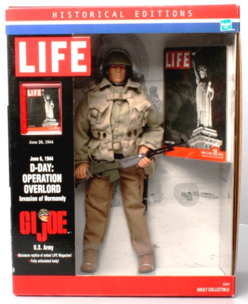 12″ D-Day Operation Overlord G.I. Joe - Copy (4)