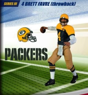 """Gracelyn (NFL Replays """"Action Figure Edition"""" CollectionSeries) """"Rare-Vintage"""" (2006)"""