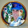 Nolan Ryan Collector Plate The Strikeout Express-0