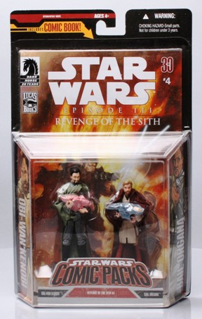 "Star Wars (Comic Book and Exclusive 2 Pack) Action Figures (Hasbro Vintage Collection Series) ""Rare-Vintage"" (2006-2009)"