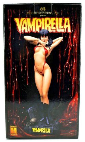 VAMPIRELLA 14 inch Statue-1 - Copy