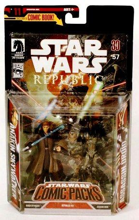 Anakin Skywalker & Assassin Droid (No-11) - Copy
