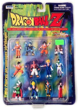 Dragonball ZMini Figures Set-1 (1)
