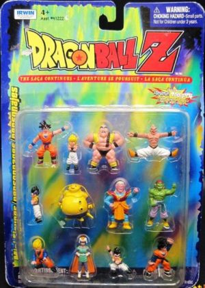 Dragonball Z Mini Figures Set-2-bb - Copy
