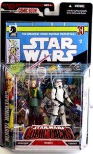 Governor Tarkin & Stormtrooper (All White Armor) Variant - Copy