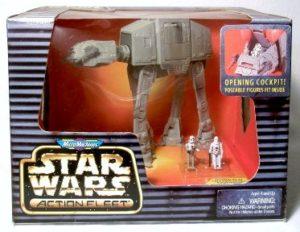 "Star Wars (Diecast Micro Machines) Star Wars: Hasbro Vintage Collection) ""Rare-Vintage"" (1996-2002)"