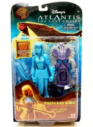 "ATLANTIS (The Lost Empire) ""Rare-Vintage"" (2000)"