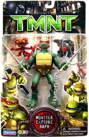 Monster Capture Raph Tmnt Movie Edition Teenage Mutant Ninja