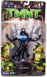 Shredder Tmnt Movie Edition Teenage Mutant Ninja Turtles Series 1 Rare Vintage 2008 Now And Then Collectibles