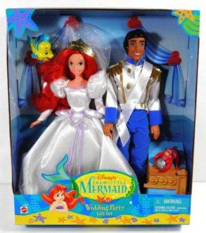 "Disney's (""The Little Mermaid Series"") ""Rare-Vintage"" (1997-1999)"
