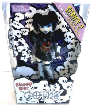 "Bleeding Edge (Goths Dolls Limited Edition & Series Collection) ""Rare-Vintage"" (2003)"