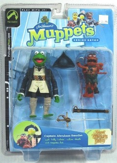 "The Muppets (""Treasure Island Edition"" Collector's Series) ""Rare-Vintage"" (2004)"