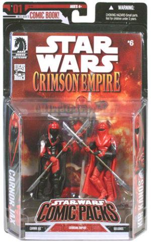Carnor Jax - Kir Kanos (Star Wars - Crimson Empire (No-6)-000