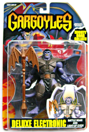 "Gargoyles (The Legend Begins-""Kenner's Original"" Series-1 Collection) ""Rare-Vintage"" (1995)"