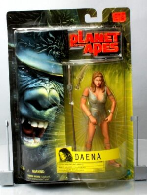 """Planet Of The Apes (""""Feature Film Movie Action Figures"""") HasbroCollection """"Rare-Vintage"""" (2001)"""