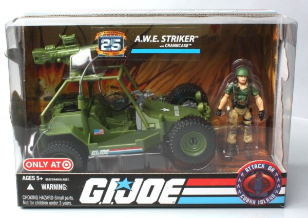 A.W.E Striker with Crankcase Exclusive Target - Copy