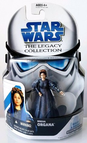 """Star Wars (Clone Wars & Legacy Collection Series) """"Rare-Vintage"""" (2008)"""