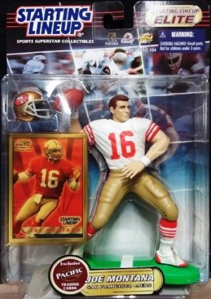 "NFL (Starting Lineup 2000 Elite Edition) Hasbro Final Release ""Rare-Vintage"" (1999-2000)"