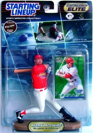 "MLB (Starting Lineup-2000 Elite Edition) Hasbro Final Release ""Rare-Vintage"" (1999-2000)"