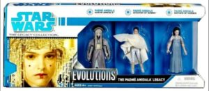"Star Wars (Evolutions) 3-Figure Box Set (Vintage Collections) ""Rare-Vintage"" (2005-2008)"