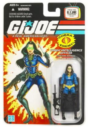 Baroness (Cobra Intelligence Officer)