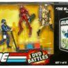 The Revenge Of Cobra DVD Battles Set #1 of #5 -A Real American Hero